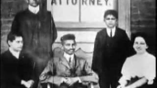 Mahatma Gandhi - A Pedophile Racist EXPOSED