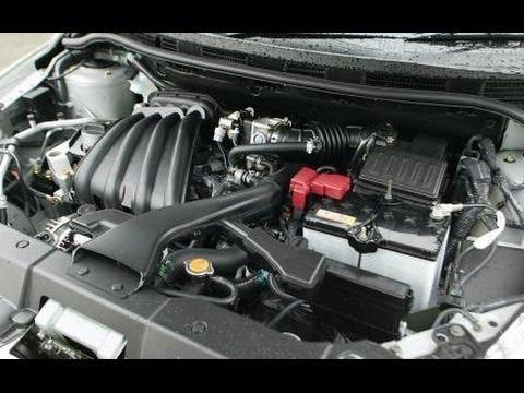 Снятие впускного коллектора Nissan Note HR15 DE, замена свечей своими руками