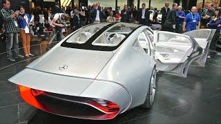"getlinkyoutube.com-Mercedes ""Concept IAA"", first presentation"