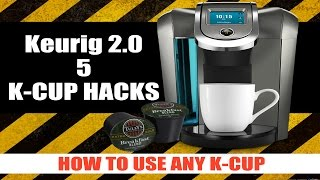 getlinkyoutube.com-5 Keurig 2.0 K-Cup Hacks