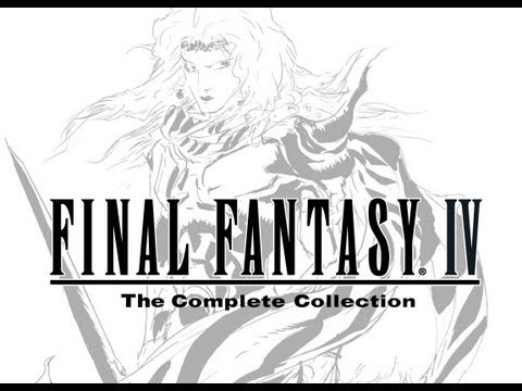 FINAL FANTASY IV Complete Collection Boss Battle #7 Cagnazzo (PSP)