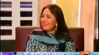 getlinkyoutube.com-Drank sharmila farooqi singing in Geo TV show is this islamic country