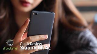 getlinkyoutube.com-Xiaomi Mi 4c Quick Review