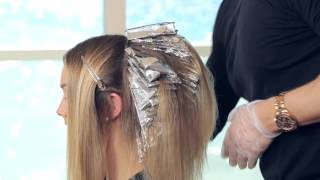 Perfect Blonde Hair Highlights Tutorial with LumiShine