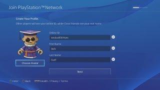 getlinkyoutube.com-How to Create a PSN ACCOUNT ON PS4! (EASY TUTORIAL) 2016