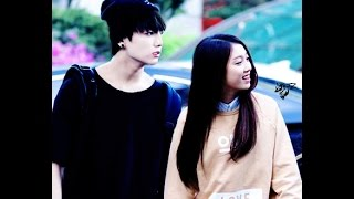 getlinkyoutube.com-(BTS) Jungkook and (The Ark) Halla