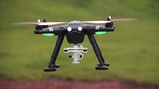 getlinkyoutube.com-XK Detect X380 GPS Quadcopter For Aerial Filming