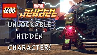getlinkyoutube.com-Lego Marvel Super Heroes - Secret Character Unlockable