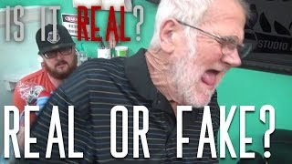getlinkyoutube.com-IS IT REAL?- THE ANGRY GRANDPA SHOW? (Real or Fake?)