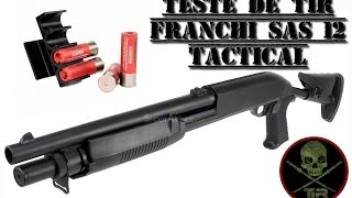 getlinkyoutube.com-#4 Teste de tir - FRANCHI SAS 12 TACTICAL