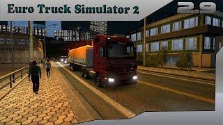getlinkyoutube.com-Euro Truck Simulator 2 - Mapa Eaa versão 2.9 + Cidades Novas