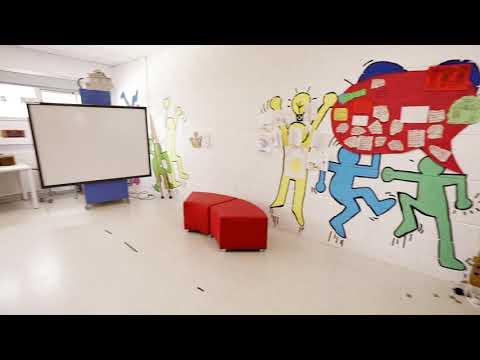 VIDEO TOUR DE LAUDE FONTENEBRO SCHOOL