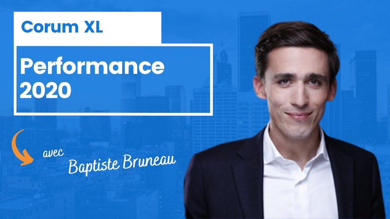 Corum XL : Performance 2020