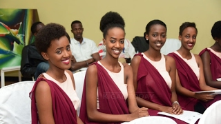 getlinkyoutube.com-MISS RWANDA 2017: SIGNING OF PERFORMANCE CONTRACTS