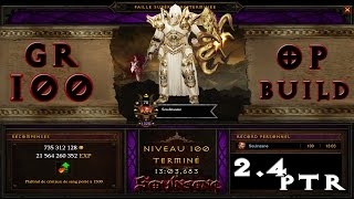 getlinkyoutube.com-GR100 Crusader OP ~ Thorns/Epines ~ Diablo 3 [2.4 PTR]