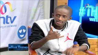 getlinkyoutube.com-#theTrend: Njugush Talks of his exit at the Real househelps of kawangware
