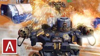 War Robots [WR] - Champion League Solo Gameplay (1.1 Million Damage)