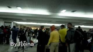 getlinkyoutube.com-Backstreet Boys Aeropuerto de Maiquetia Venezuela 2009