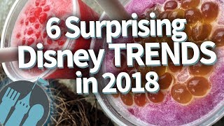 6 Mysterious Disney Trends We're Trying to Figure Out...