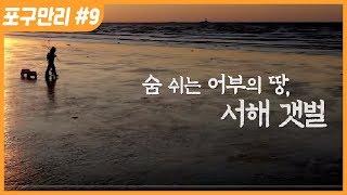 포구만리 9부 - 숨쉬는 어부의 땅, 서해 갯벌 다시보기