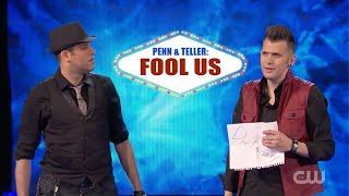 getlinkyoutube.com-Penn & Teller Fool Us | Joel Meyers & Spidey