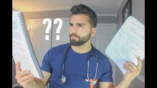 How Do I Study? Tips from a Med Student width=
