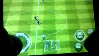 getlinkyoutube.com-Fifa14 gameplay on samsung galaxy young dous S6312