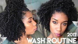 getlinkyoutube.com-My Simple Wash Day Routine 2017 | Moisturized Natural Hair