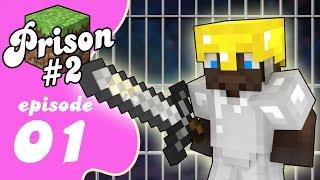 getlinkyoutube.com-Dansk Minecraft :: Prison :: TILBAGE I FÆNGSLET! #1
