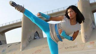 getlinkyoutube.com-Martial Arts Girls (Action Movie Montage / Anime & Cosplay Style)
