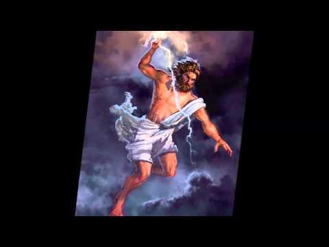 Zeus mitologia griega