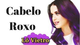 getlinkyoutube.com-Pintando Cabelo Com Violeta Genciana