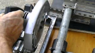 Guías paralelas para sierra circular (proyecto).Angelatedo