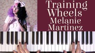 getlinkyoutube.com-HOW TO PLAY: TRAINING WHEELS - MELANIE MARTINEZ