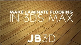 getlinkyoutube.com-TUTORIAL | How to create Laminate Flooring | 3DS MAX
