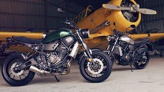 getlinkyoutube.com-Cheap Motorcycle Yamaha XSR700 Review