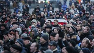 getlinkyoutube.com-«Марш недармаедаў» у Гомлі. УЖЫВУЮ | «Марш нетунеядцев» в Гомеле