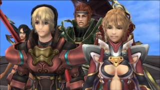 getlinkyoutube.com-Xenoblade Chronicles - Boss: Egil