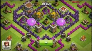 getlinkyoutube.com-Clash of Clans - Unbeatable Base