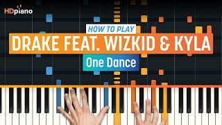 "getlinkyoutube.com-How To Play ""One Dance"" by Drake feat. Wizkid & Kyla 