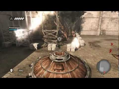 Assassins Creed Brotherhood - Walkthrough - Part 26 [Panzerwagwen]
