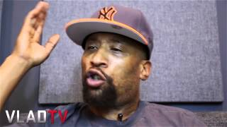 Lord Jamar: Dame's Funk Flex Rant Was Intelligent