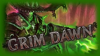 getlinkyoutube.com-Grim Dawn - Plaguemancer v2.0 (Occultist + Nightblade = Witch Hunter) [B27]