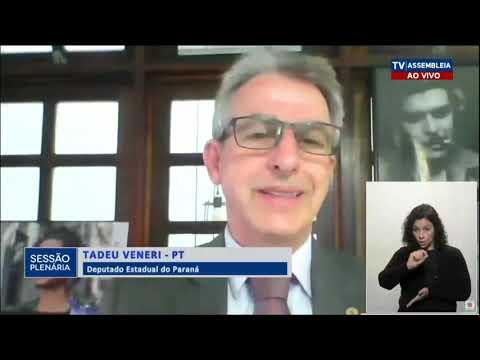 Não dá mais, diz Veneri, sobre governo Bolsonaro