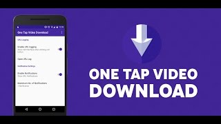 getlinkyoutube.com-DOWNLOAD ANY VIDEO IN A SINGLE TAP ! (ANDROID)