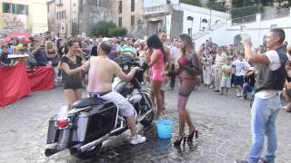 getlinkyoutube.com-Bike wash a Palestrina