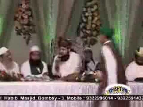 Mehfil e Naat India Main Madinay Chala Owais Raza Qadri