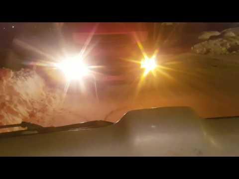 Буксировка фуры внедорожником Chevrolet trailblazer