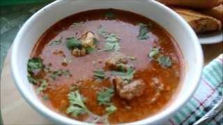getlinkyoutube.com-chorba frik/ soupe algerienne / recette de ramadan de la cuisine algerienne