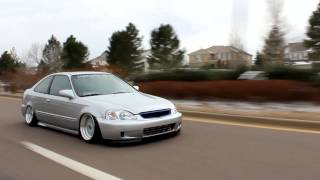 getlinkyoutube.com-Strat's stanced and boosted EK coupe
